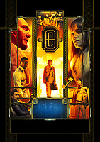 Hotel Artemis (2018) <br /> Promotional art with Jodie Foster, Sterling K. Brown, Sofia Boutella, Charlie Day, Dave Bautista &amp; Jeff Goldblum  <br /> *Filmstill - Editorial Use Only*<br /> CAP/MFS<br /> Image supplied by Capital Pictures