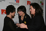 Chita Rivera - Linda Dano - Rosie O'Donell at the Rosie's For All Kids Foundation and Rosie's Broadway Kids were created because of Rosie's love of children and the knowledge that one person can make a difference in the life of a child on Nov. 24. 2008 at the New York Marriott Marquis, NYC, (Photo by Sue Coflin/Max Photos)