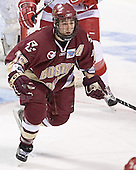Stephen Gionta - The University of Wisconsin Badgers defeated the Boston College Eagles 2-1 on Saturday, April 8, 2006, at the Bradley Center in Milwaukee, Wisconsin in the 2006 Frozen Four Final to take the national Title.