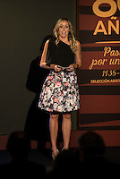 Marta Fernández during the 80th Aniversary of the National Basketball Team at Melia Castilla Hotel, Spain, September 01, 2015. <br /> (ALTERPHOTOS/BorjaB.Hojas) / NortePhoto.Com