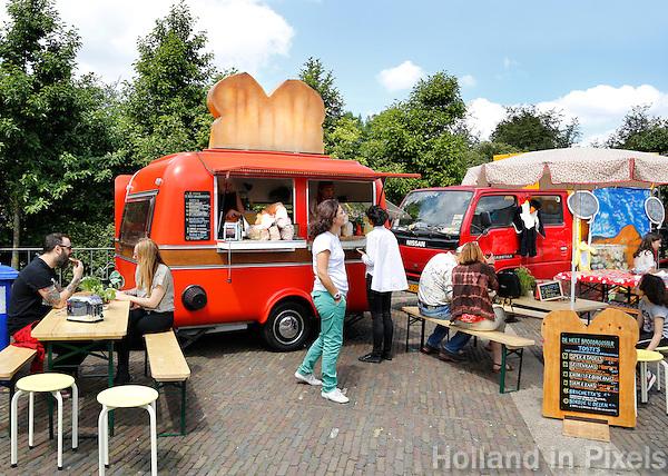 De Rollende Keukens : De rollende keukens holland in pixels