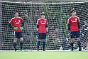 Soccer : U-20 Japan training camp
