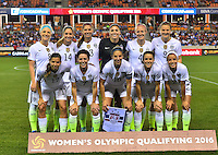 USWNT vs Trinidad and Tobago, February 19, 2016