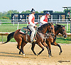 outriders at Delaware Park on 9/2/15