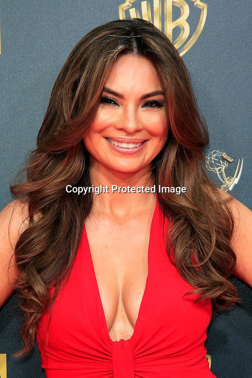 BURBANK - APR 26: Lilly Melgar at the 42nd Daytime Emmy Awards Gala at Warner Bros. Studio on April 26, 2015 in Burbank, California
