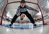 WINKLER, MB– Nov 7 2019: Game 16 - Team Alberta v Team British Columbia during the 2019 National Women's Under-18 Championship at the Winkler Arena in Winkler, Manitoba, Canada. (Photo by Matthew Murnaghan/Hockey Canada Images)