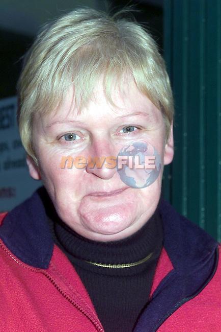 Noleen Byrne Vox Pop on Dunleer going Green..Picture Fran Caffrey Newsfile.