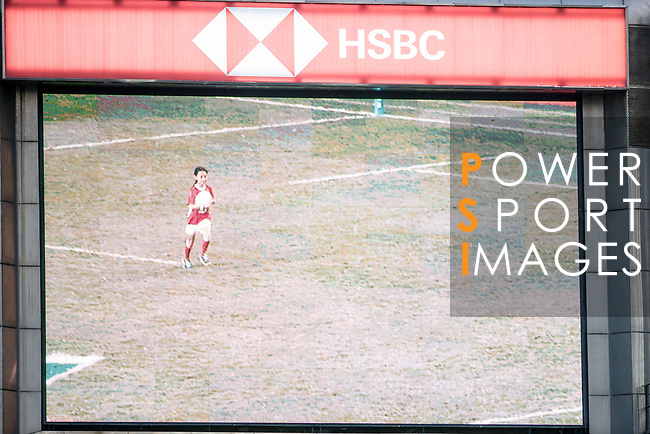 HSBC Ball Carriers during the HSBC Hong Kong Rugby Sevens 2018 on 08 April 2018, in Hong Kong, Hong Kong. Photo by Chung Yan Man / Power Sport Images