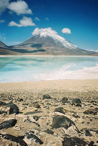 Laguna verde / Bolivia.