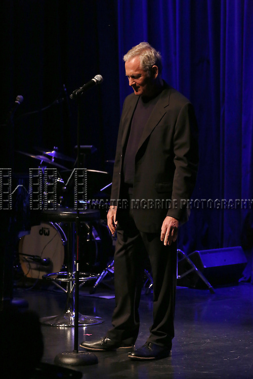Victor Garber performing at the Marty Richards Memorial - An Evening of Friends, Food & Entertainment at the Edison Ballroom in New York City on 4/8/2013