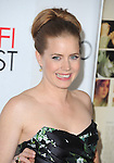 Amy Adams at The AFI FEST 2012 On The Road Gala Screening held at The Grauman's Chinese Theatre in Hollywood, California on November 03,2012                                                                               © 2012 Hollywood Press Agency