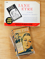 The Rare Book School has a large collection of the popular Jane Eyre books and memorabilia at the University of Virginia in Charlottesville, Va. The school hosts an annual summer camp for scholars and other professionals who work with rare books. Photo/Andrew Shurtleff