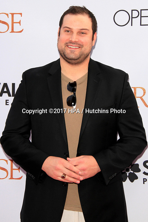 "LOS ANGELES - APR 12:  Max Adler at the ""The Promise"" Premiere at the TCL Chinese Theater IMAX on April 12, 2017 in Los Angeles, CA"