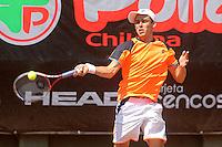 Tenis 2013 Futuro 6 Chile Juan Carlos Saez vs Facundo Mena