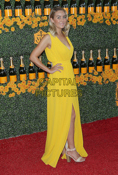 17 October 2015 - Pacific Palisades, California - Lauren Conrad. Sixth-Annual Veuve Clicquot Polo Classic, Los Angeles held at Will Rogers State Historic Park. <br /> CAP/ADM/FS<br /> &copy;FS/ADM/Capital Pictures
