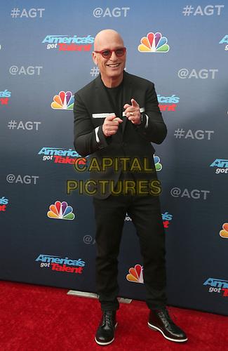"11 March 2019 - Pasadena, California - Howie Mandel. NBC's ""America's Got Talent"" Season 14 Kick-Off held at Pasadena Civic Auditorium. <br /> CAP/ADM/FS<br /> ©FS/ADM/Capital Pictures"