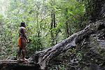 Embera indian in Panama<br /> <br /> II AWARD IN PHOTO CONTEST FOREST FINANCE, PANAMA 2011<br /> <br /> II PREMIO EN CONCURSO DE FOTOGRAF&Iacute;A FOREST FINANCE, PANAM&Aacute; 2011