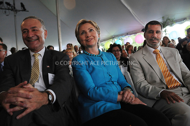 WWW.ACEPIXS.COM . . . . . ....August 4 2008, New York City....Mayor Bloomberg threw a welcome home party for Hillary Clinton at Gracie Mansion following her historic - though failed - presidential bid. More than 400 guests attended the party which took place on August 4 2008 in New York City.....Please byline: KRISTIN CALLAHAN - ACEPIXS.COM.. . . . . . ..Ace Pictures, Inc:  ..(646) 769 0430..e-mail: info@acepixs.com..web: http://www.acepixs.com