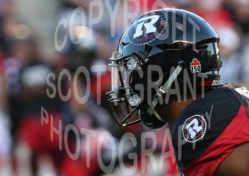 Jonathan Rose  Ottawa RedBlacks-8july2017-Photo: Scott Grant