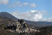 """Il castello """"Pandone"""""""