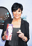 BEVERLY HILLS, CA. - February 19: Kris Jenner poses at the Kim Kardashian Vanilla Cupcake Mix Launch Party at Famous Cupcakes Beverly Hills on February 19, 2010 in Beverly Hills, California.