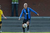 DVK Egem - Club Brugge Dames B :  Marie Debruyne<br /> Foto David Catry | VDB | Bart Vandenbroucke