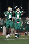 Carson  Colts vs Long Beach Poly (CIF Southern Section).#6 - Romeo Robinson.#9 - Lazarri Middleton.Veteran Memorial Stadium.Long Beach, California  21 Sept 2007.KN1R6244.JPG.CREDIT: Dirk Dewachter