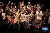 "PORTO ALEGRE, RS, 03.06.2016 - DILMA-RS - A presidente afastada Dilma Rousseff durante lançamento do livro ""A Resistência ao Golpe em 2016 na Assembleia Legislativa de Porto Alegre (RS) na tarde sexta-feira, 03. (Foto: Naian Meneghetti/Brazil Photo Press)"