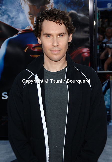 Bryan Singer ( director) arriving at the SUPERMAN RETURNS Premiere at the Westwood Village Theatre in Los Angeles. June 21, 2006.