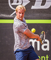 Rotterdam, Netherlands, August 22, 2017, Rotterdam Open, Botic van de Zandschulp (NED)<br /> Photo: Tennisimages/Henk Koster