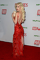 LAS VEGAS - JAN 12:  Charlotte Stokely at the 2020 AVN (Adult Video News) Awards at the Hard Rock Hotel & Casino on January 12, 2020 in Las Vegas, NV