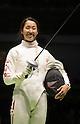 Nozomi Sato (JPN), AUGUST 6, 2016 - Fencing : Women's Epee Individual Quarter-final at Carioca Arena 3 during the Rio 2016 Olympic Games in Rio de Janeiro, Brazil. (Photo by Enrico Calderoni/AFLO SPORT)
