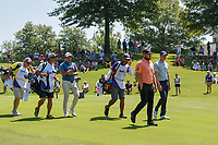 Tyrrell Hatton (ENG) heads down 1 during round 1 of the WGC FedEx St. Jude Invitational, TPC Southwind, Memphis, Tennessee, USA. 7/25/2019.<br /> Picture Ken Murray / Golffile.ie<br /> <br /> All photo usage must carry mandatory copyright credit (© Golffile | Ken Murray)