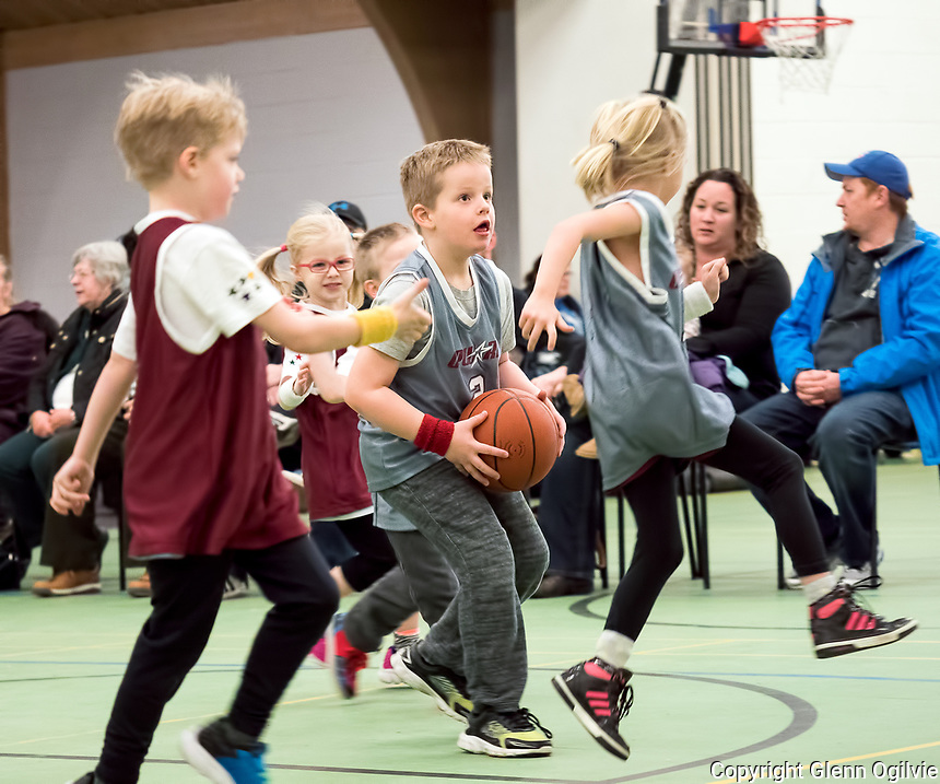 Upward Sports Saturday basketball at Missionary Church