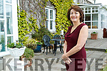 Joan O'Connor - Proprietor Kilcooly's Country House Hotel and Women In Media, Ballybunion ion Sunday.