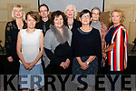 Kerry Rape Crisis Centre 25 years anniversary concert in the Muckross School House, Killarney last Saturday night. Pictured front l-r Catherine Young, Liz Ryan and Bernie McCarthy, back l-r Marina Cassidy, Tony O'Flaherty, Carol Anne Coolican, Anke Ketersen and Vera O'Leary.