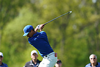 Thorbjorn Olesen (DEN) on the 5th tee during the 1st round at the PGA Championship 2019, Beth Page Black, New York, USA. 17/05/2019.<br /> Picture Fran Caffrey / Golffile.ie<br /> <br /> All photo usage must carry mandatory copyright credit (&copy; Golffile | Fran Caffrey)