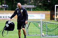 NORG - Voetbal, Trainingskamp FC Groningen, voorbereiding seizoen 2018-2019, 10-07-2018,  FC Groningen trainer Danny Buijs