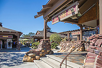 Restaurants and Businesses in the Dana Marina Plaza in Dana Point