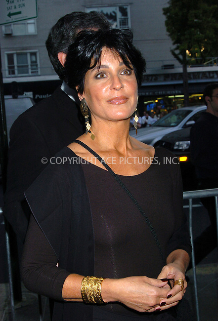 "Tina Sinatra, who is daughter of Frank Sinatra, at the premiere of ""The Manchurian Candidate."" New York, July 19, 2004. Please byline: AJ SOKALNER -- ACEPIXS.COM   .. *** ***..Ace Pictures, Inc:  ..Contact: Alecsey Boldeskul (646) 267-6913 ..Philip Vaughan (646) 769-0430..e-mail: info@acepixs.com"