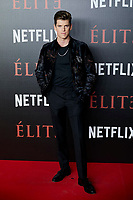 Miguel Bernardeau attends to 'Elite' premiere at Museo Reina Sofia in Madrid, Spain. October 02, 2018. (ALTERPHOTOS/A. Perez Meca) /NortePhoto.com NORTEPHOTOMEXICO