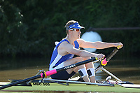 Race: 13  NOV.1x  [76]Cardiff City - CFC-Beynon vs [77]Llandaff RC - LLA-Virden<br /> <br /> Gloucester Regatta 2017 - Sunday<br /> <br /> To purchase this photo, or to see pricing information for Prints and Downloads, click the blue 'Add to Cart' button at the top-right of the page.