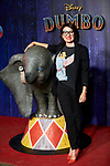 Silvia Abril attends to Dumbo premiere at Principe Pio Theatre in Madrid, Spain. March 27, 2019. (ALTERPHOTOS/A. Perez Meca)