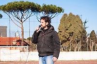 Alberto Urbinati, presidente dell'Associazione Sportiva Dilettantistica Liberi Nantes - Alberto Urbinati, president of the ASD Liberi Nantes
