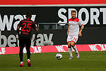 Augsburgs Carlos Gruezo #25 gegen Duesseldorfs Jean Zimmer #39<br /><br />1. Fussball Bundesliga 33. Spieltag - Fortuna Duesseldorf vs. FC Augsburg 20.06.2020 - <br /><br />(Foto: Sebastian Sendlak / wave.inc/POOL/ via Meuter/Nordphoto)<br /><br />DFL regulations prohibit any use of photographs as image sequences and/or quasi-videos.<br /><br />EDITORIAL USE ONLY<br /><br />National and international News-Agencys OUT.