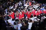 Japan Delegation (JPN), <br /> JULY 3, 2016 : <br /> Japan National Team Send-off Party <br /> for Rio Olympic Games 2016 <br /> at 1st Yoyogi Gymnasium, Tokyo, Japan. <br /> (Photo by YUTAKA/AFLO SPORT)