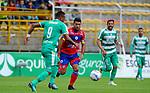 La Equidad venció 1-0 a Deportivo Pasto. Fecha 4 Liga Águila II-2018.