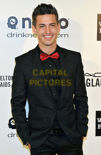 02 March 2014 - West Hollywood, California - Asher Monroe. 22nd Annual Elton John Academy Awards Viewing Party held at West Hollywood Park.  <br /> CAP/ADM/CC<br /> &copy;ChewAdMedia/Capital Pictures