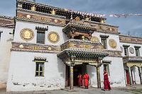 Erdene Zuu Monastery_Kharakhorum