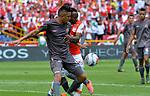 Tigres venció como visitante 1-0 a Independiente Santa Fe. Fecha 7 Liga Águila II-2017.